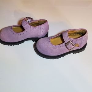 Old Navy purple little girls shoes